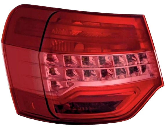 ліхтар задній Citroen C5