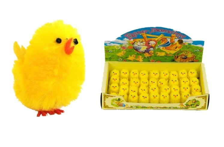 Kurčatá Easter Chicken 5 cm 36 ks kurčatá