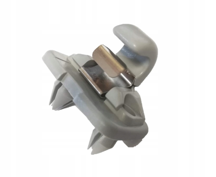 держатель крючок крышки кремы audi серый