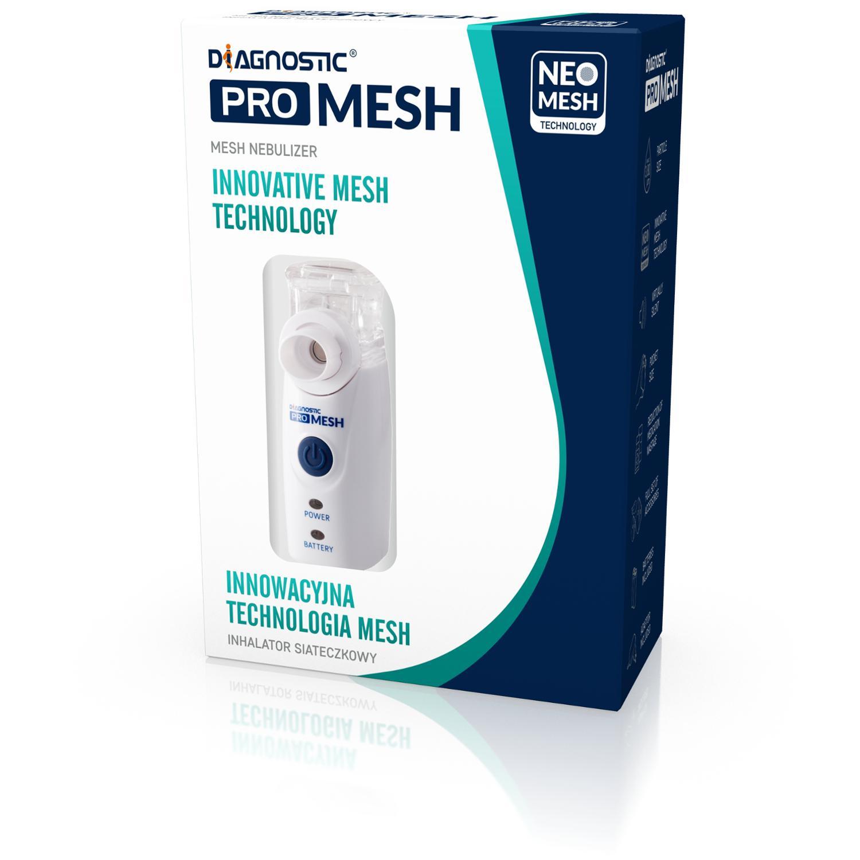 Inhalator Siateczkowy Diagnostic Pro Mesh