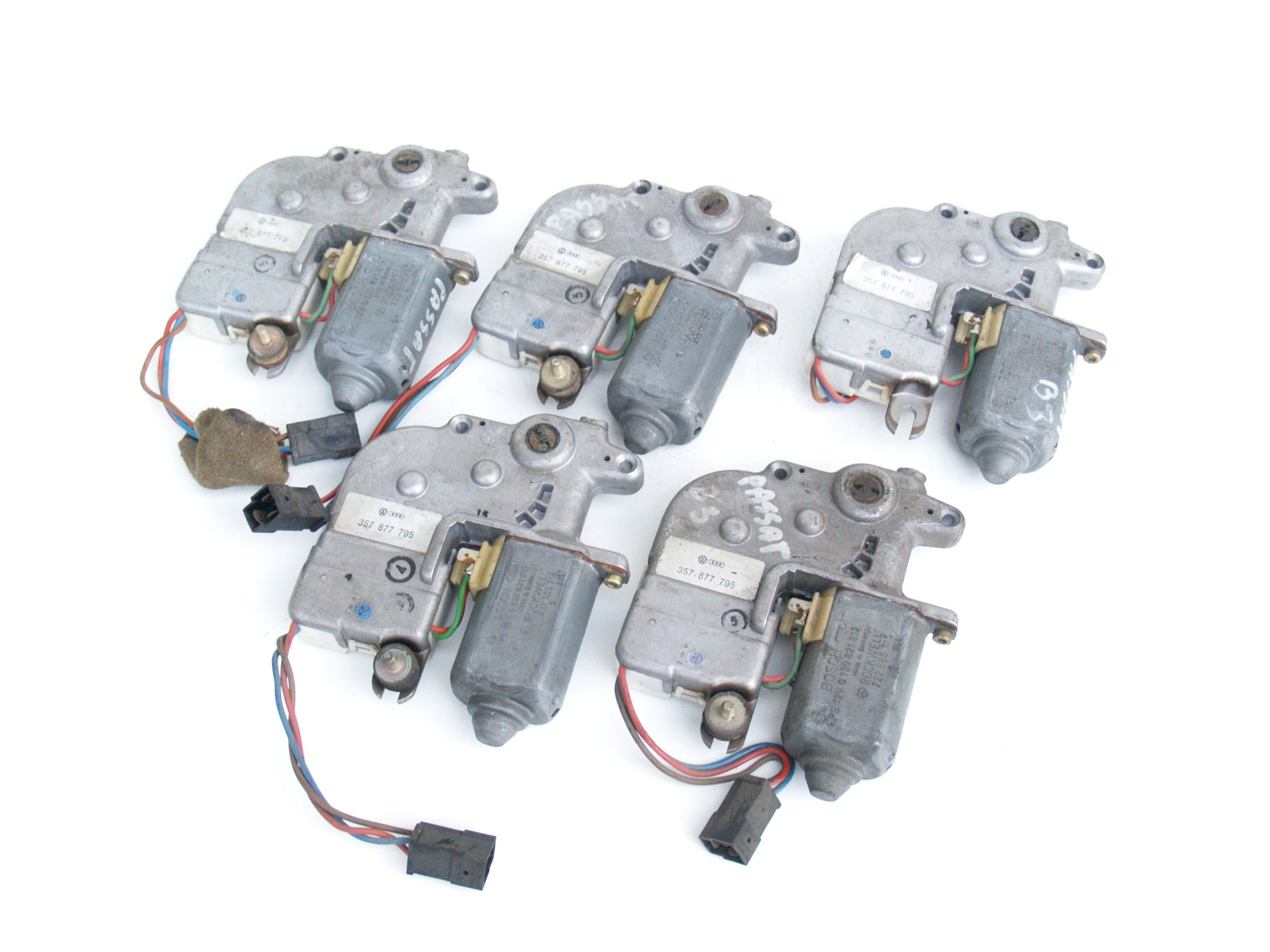 двигатель люка vw passat b3 357877795 88-93