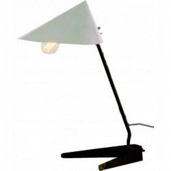 Stolná lampa Athezza čierna sivá