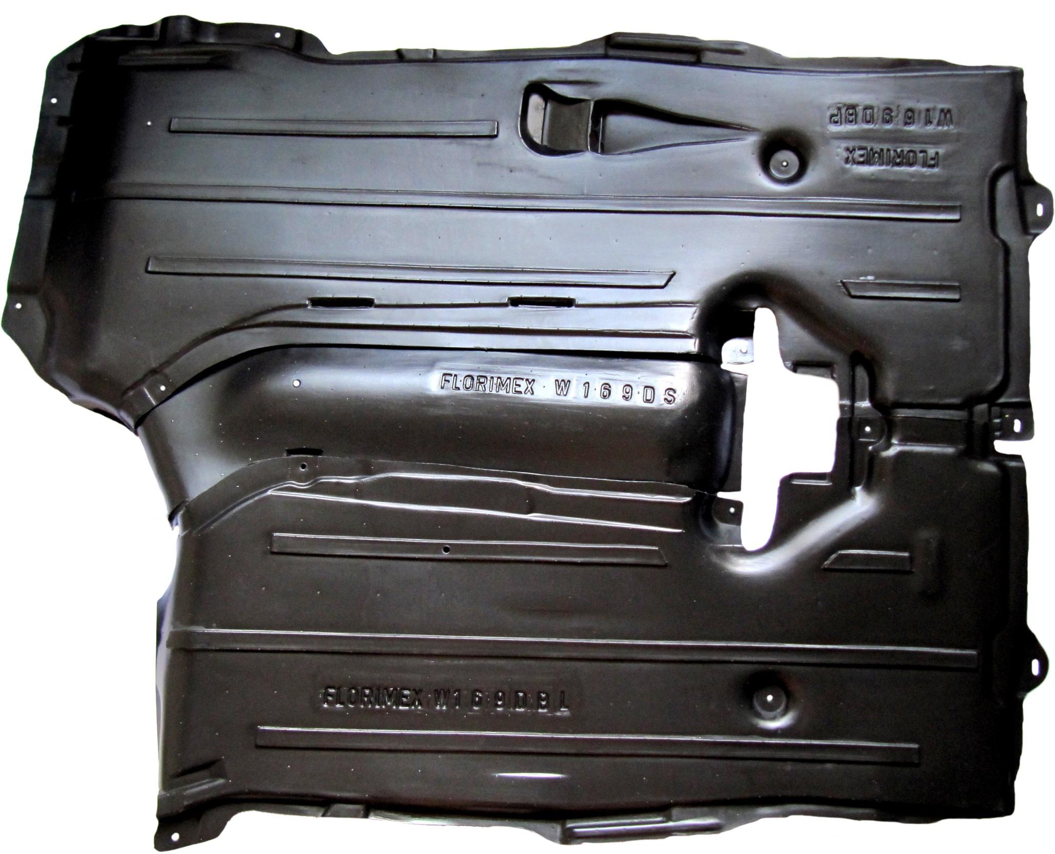 оболочка двигателя mercedes a w169 b w245 +spinki
