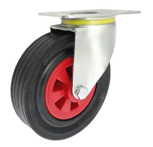 FI 160 Torzné kolesá, Rotačné kolesá 100KG