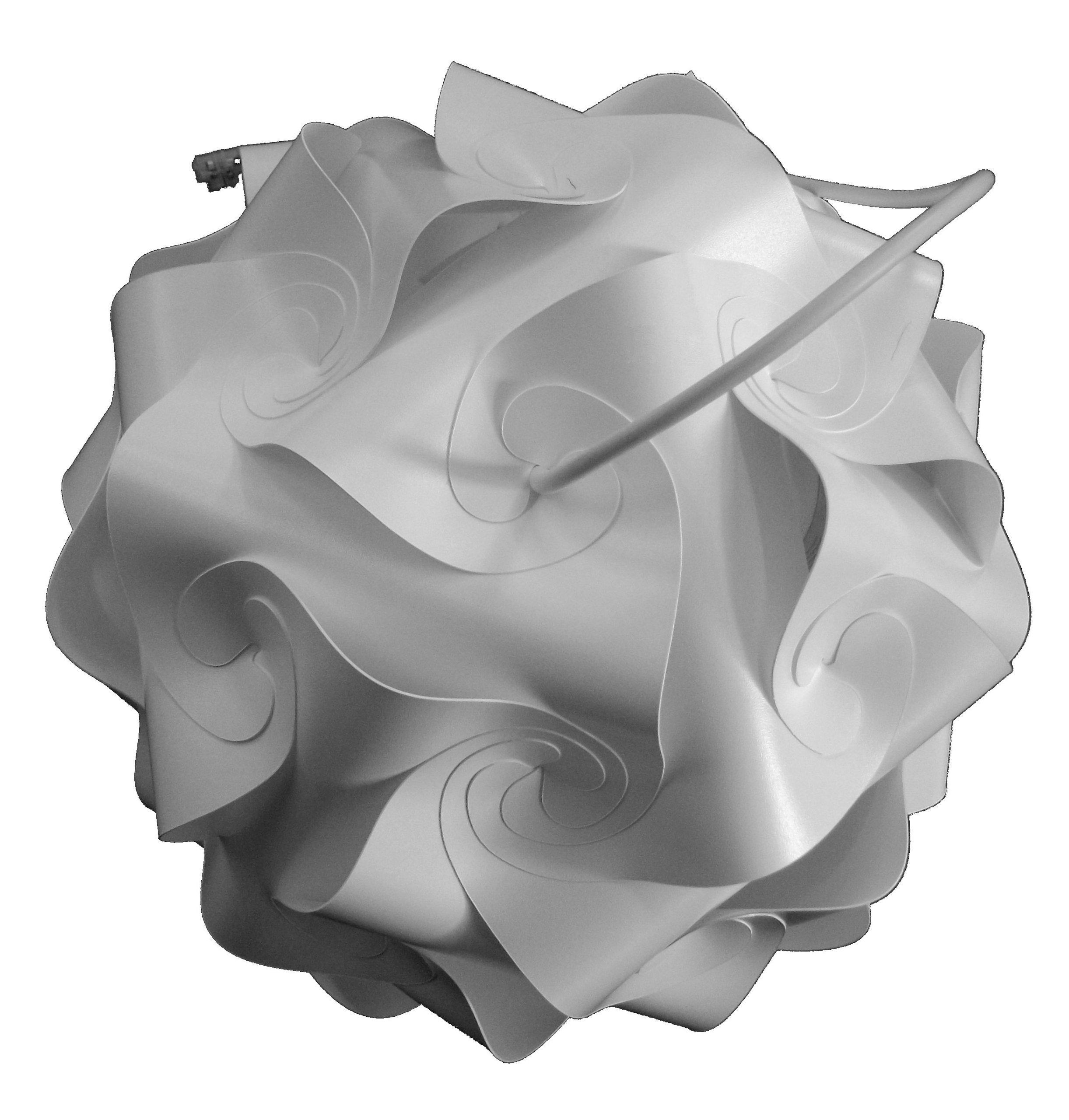 Складной абажур с 30 элементами, диам. 29 см СПЕЦИАЛЬНОЕ ПРЕДЛОЖЕНИЕ