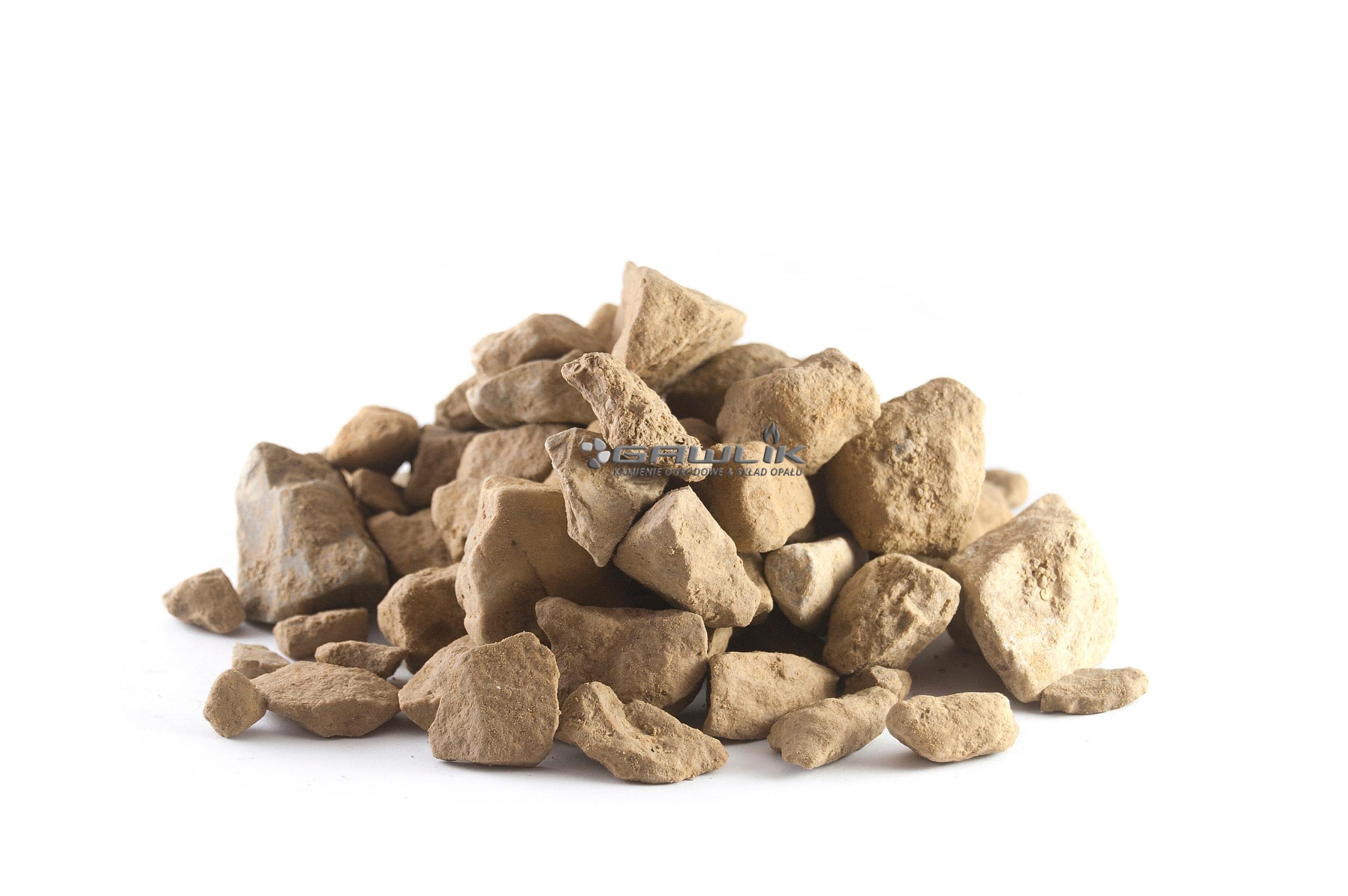 Žltý lesklý zlatý kameň 1000 kg Big Bag + Courier