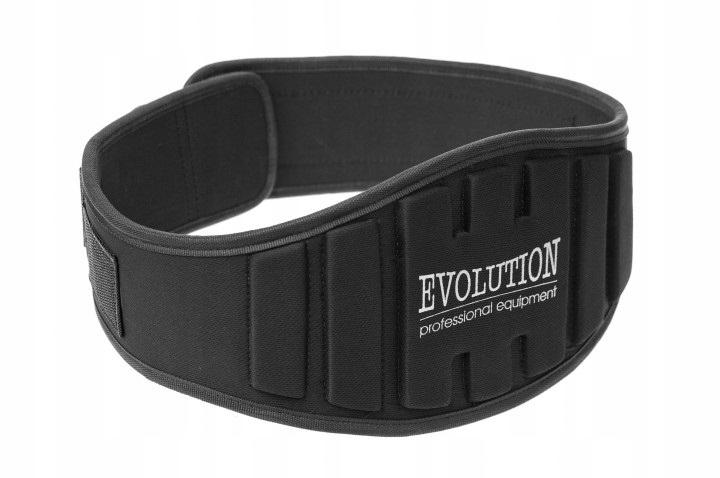 Bodybuilding Belt Neoprén Evolution 17 cm R. L