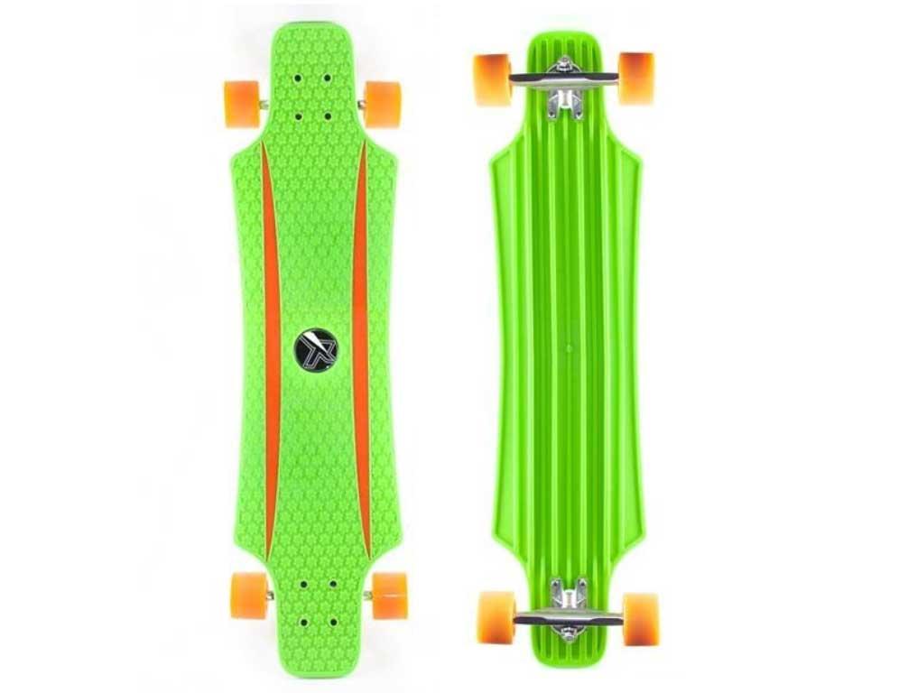LONGBOARD LB-P3609 Skateboard ABEC 7 nula
