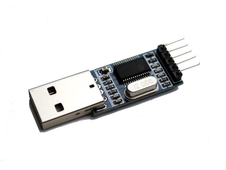 Конвертер переходник USB-UART PL2303HX RS232 AVR
