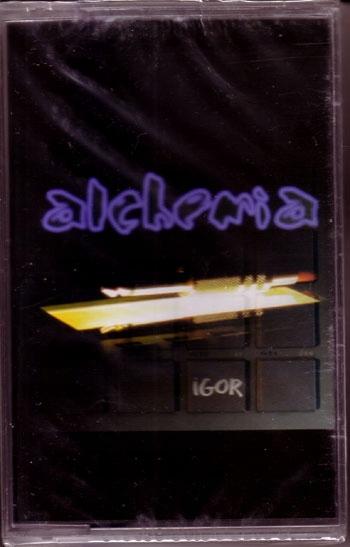 Item IGOR [IGS] ALCHEMY cartridge MC