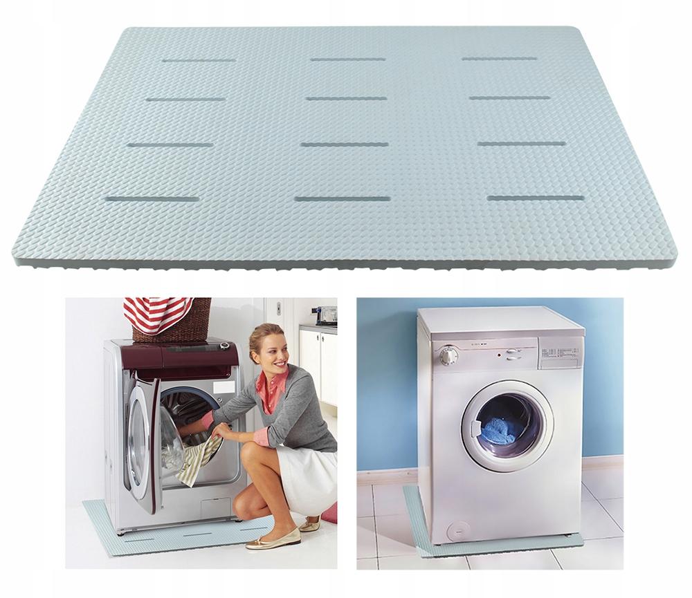 мат антивибрационные под стиральная машина 60x85cm толщина 2cm