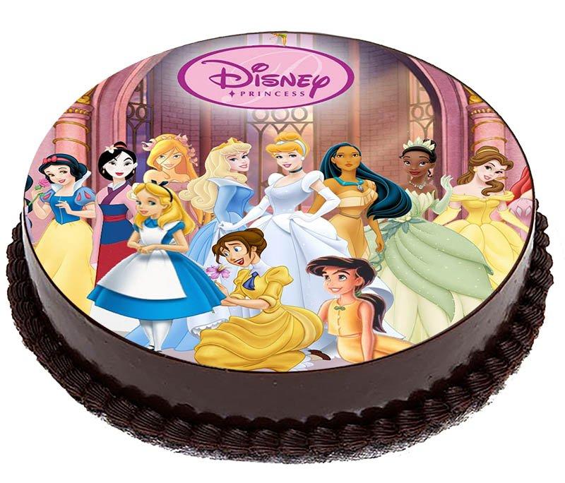 Купить ТОРТОВЫЕ НОЖКИ Disney Princesses Fairy Tales 20см на Otpravka - цены и фото - доставка из Польши и стран Европы в Украину.