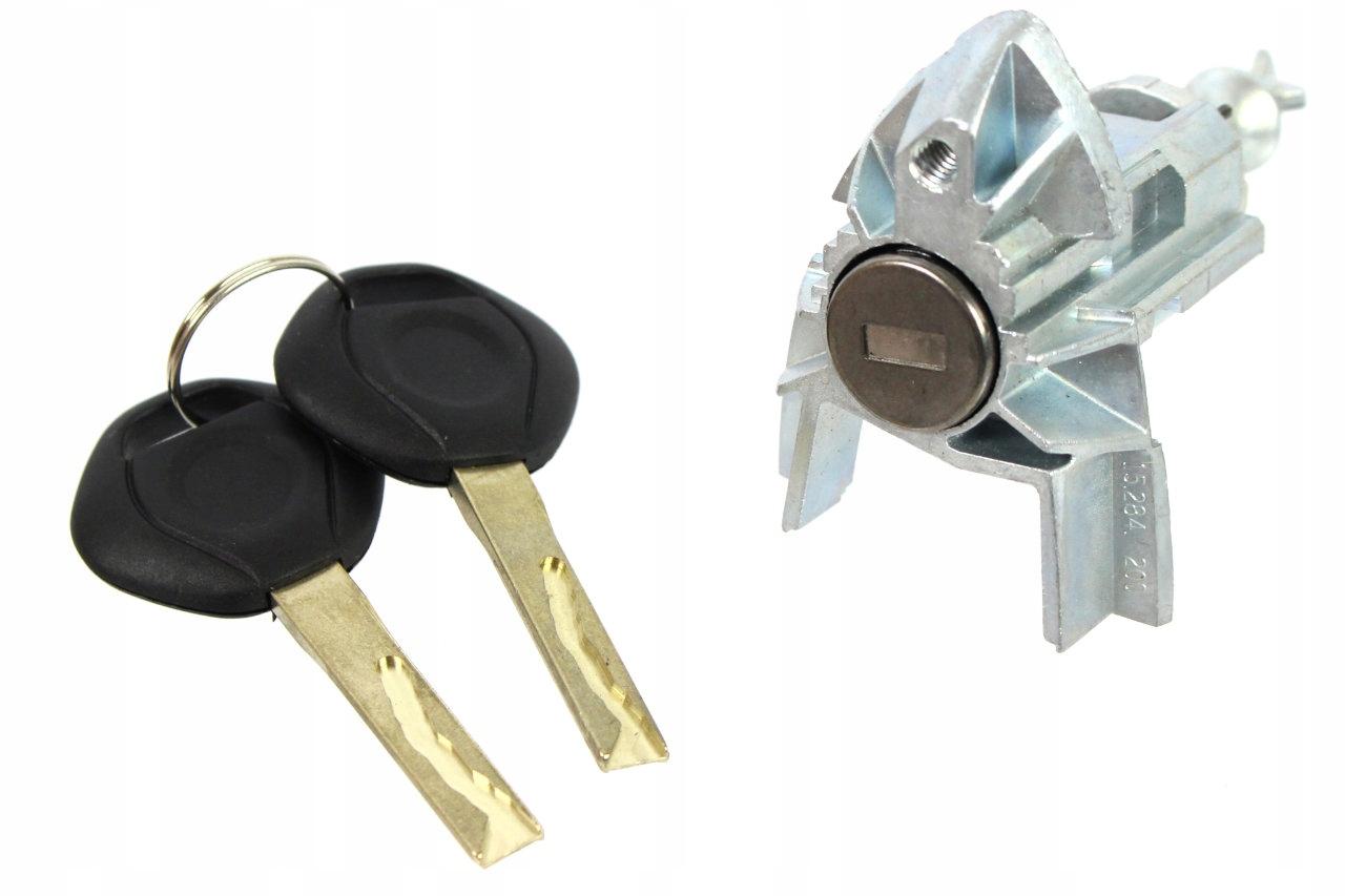 bmw x5 e53 вставка замка двери левых +2x ключ
