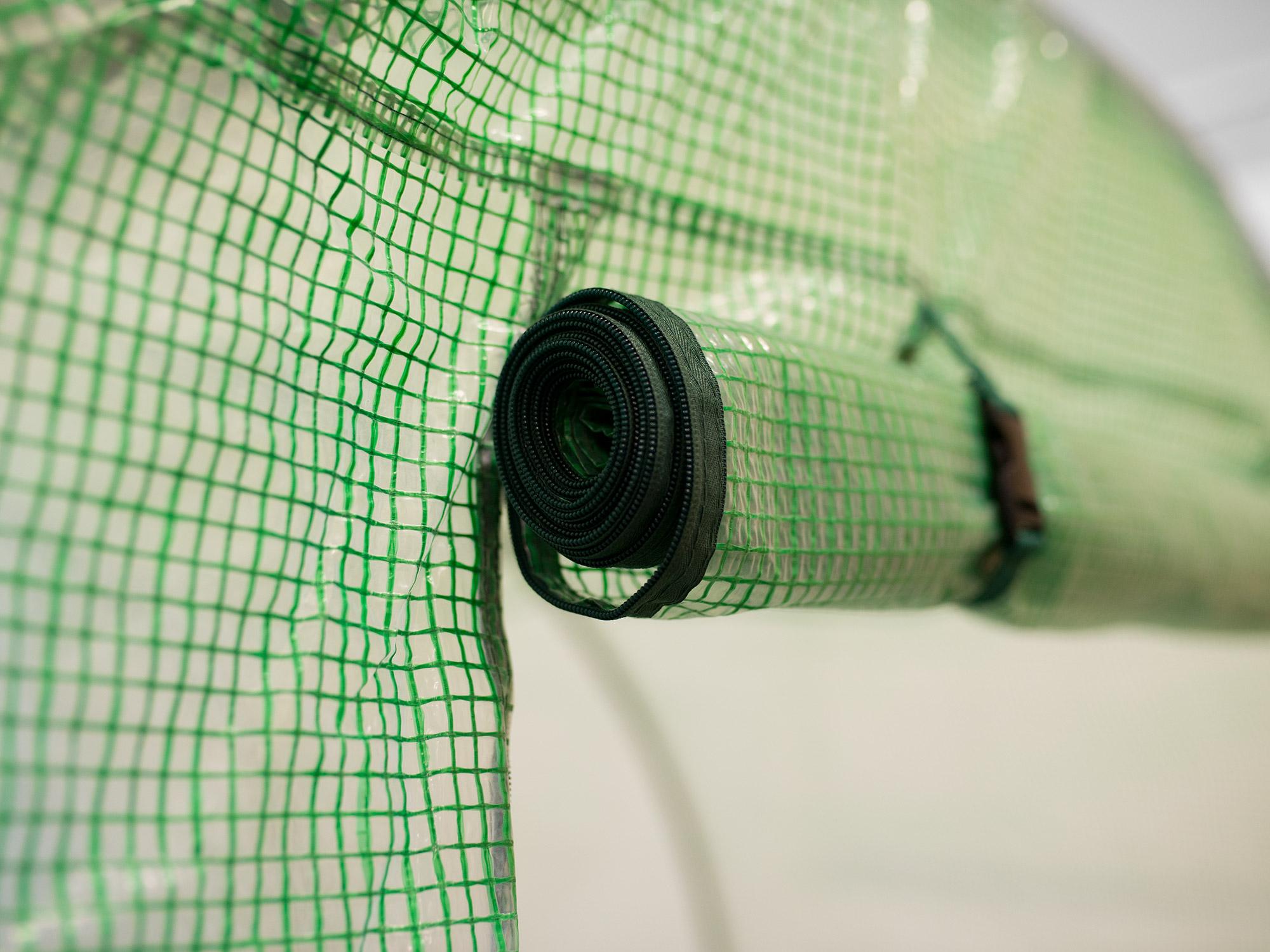 FOLIA NA TUNEL OGRODOWY 2,5x4m ZAMIENNA UV-4 10m2 Długość 400 cm