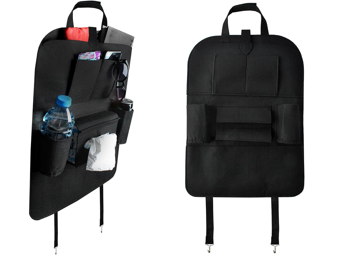 Item Organizer Car Seat Cover For Car, Felt