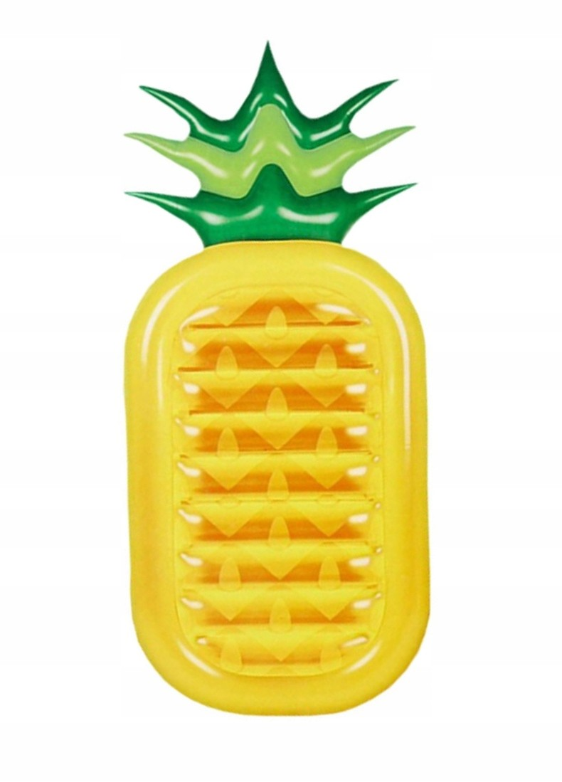 Ananas Rysunek materac dmuchany ananas duŻy pineapple xxl 598