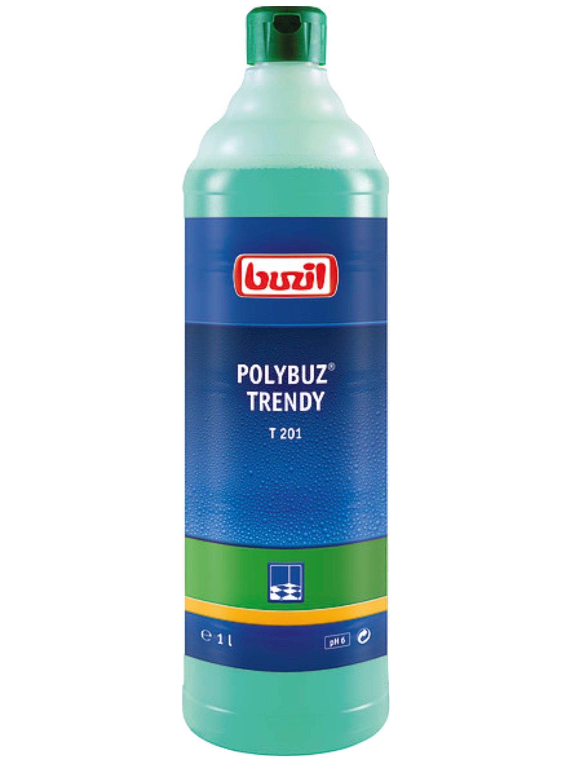 Środek Buzil T201 do mycia podłóg nabłyszczacz 1l