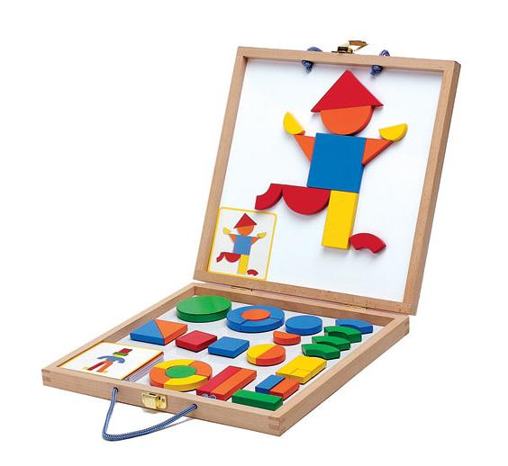 DJECO GEOFORM Puzzle geometrické