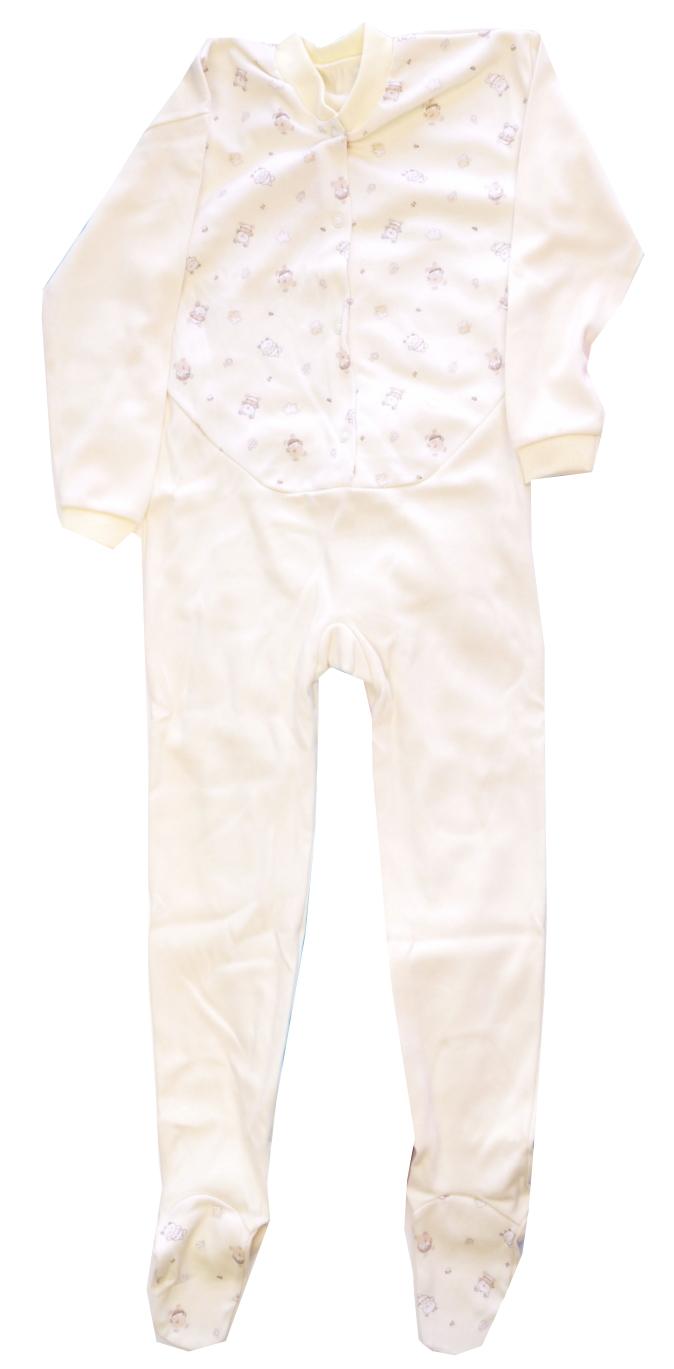6403_Pajac pyžamo spať 100% BAVLNA _rozm 116