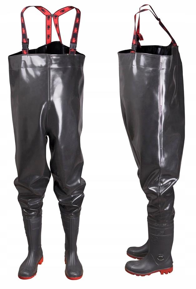 Spodniobuty Strong Pros Wzmocnione Na Całości