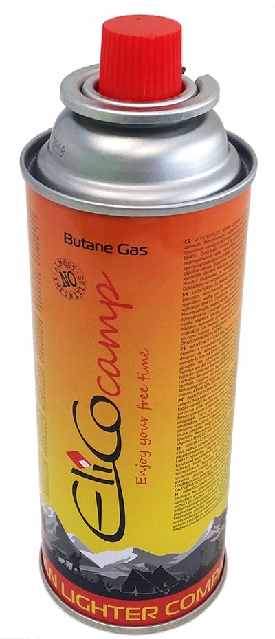 ГАЗ ELICO 393ml в газовая Горелка Зажигалка EN417