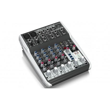 Купить Behringer mikser QX602MP3 z preampami Xenyx i MP3 на Otpravka - цены и фото - доставка из Польши и стран Европы в Украину.