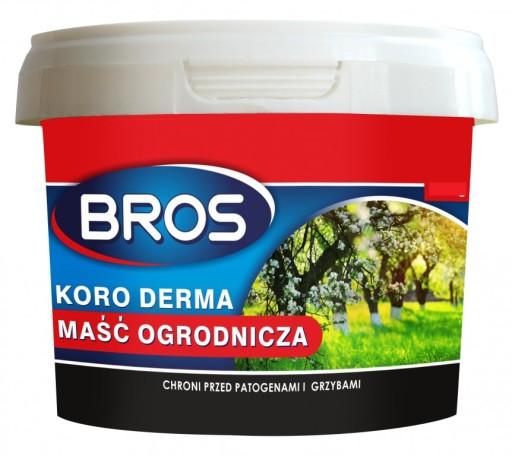 Koro-Derma maść ogrodnicza 1 KG DO DRZEWEK RANY