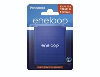 ENLOOP Skrinka Panasonic Box pre 4 batérie