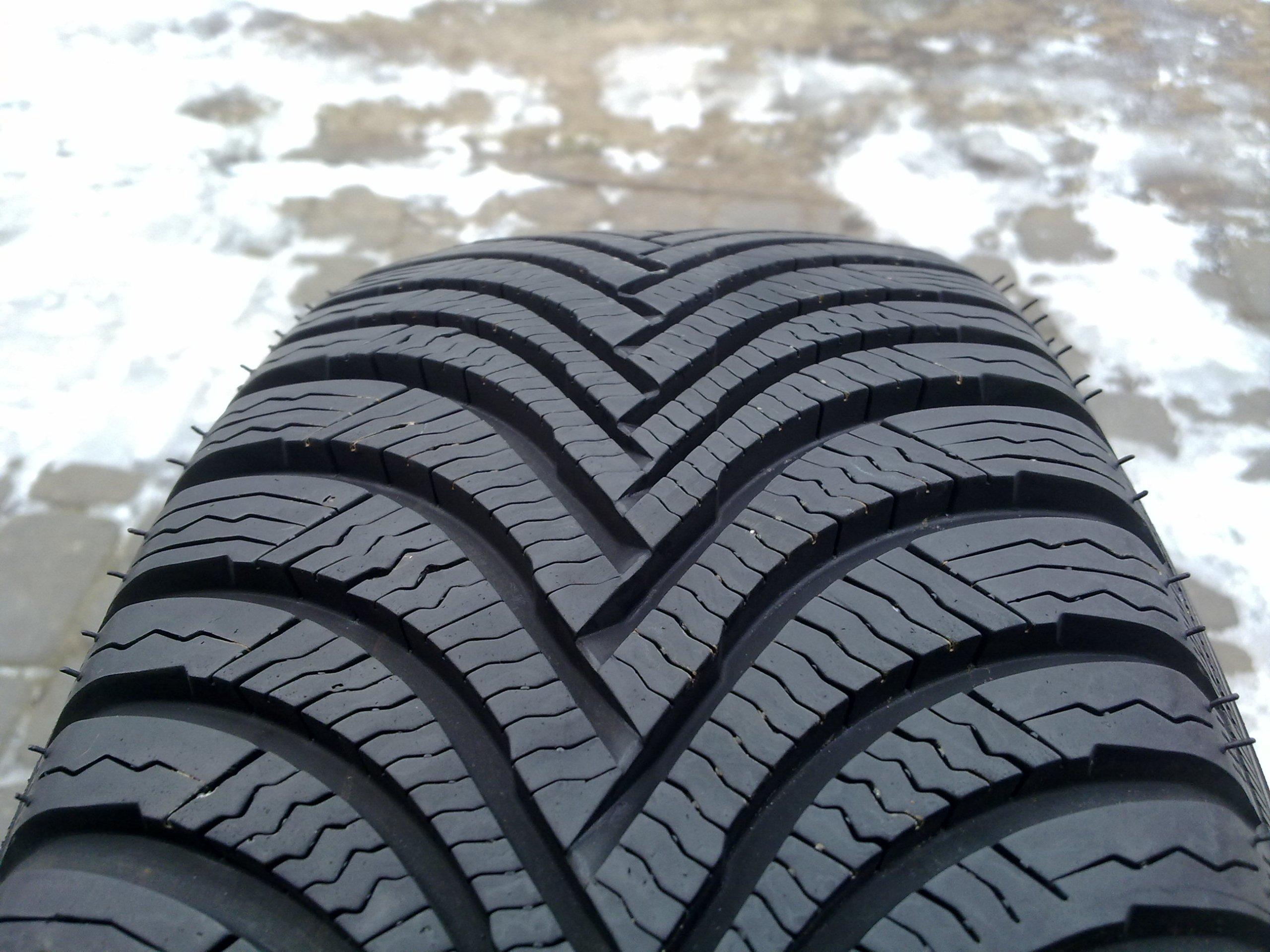 Opony Zimowe Michelin Alpin 5 195 65 R15 91t 4szt 7132031799