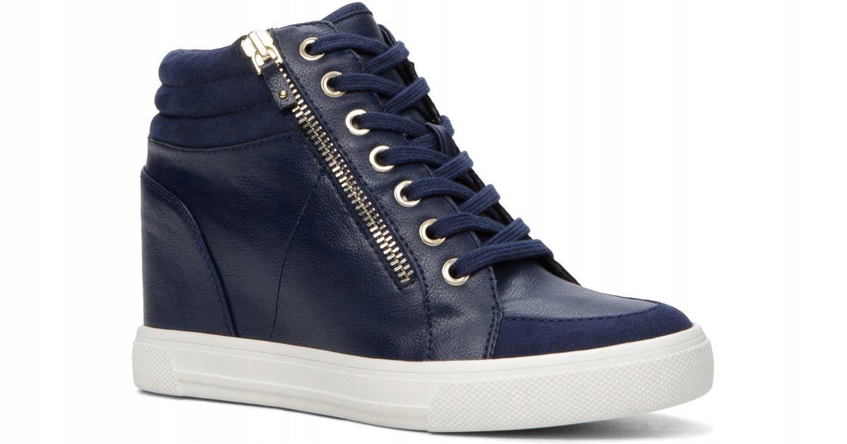 Sneakersy ALDO Trampki Wysokie r.37,5 7698081059