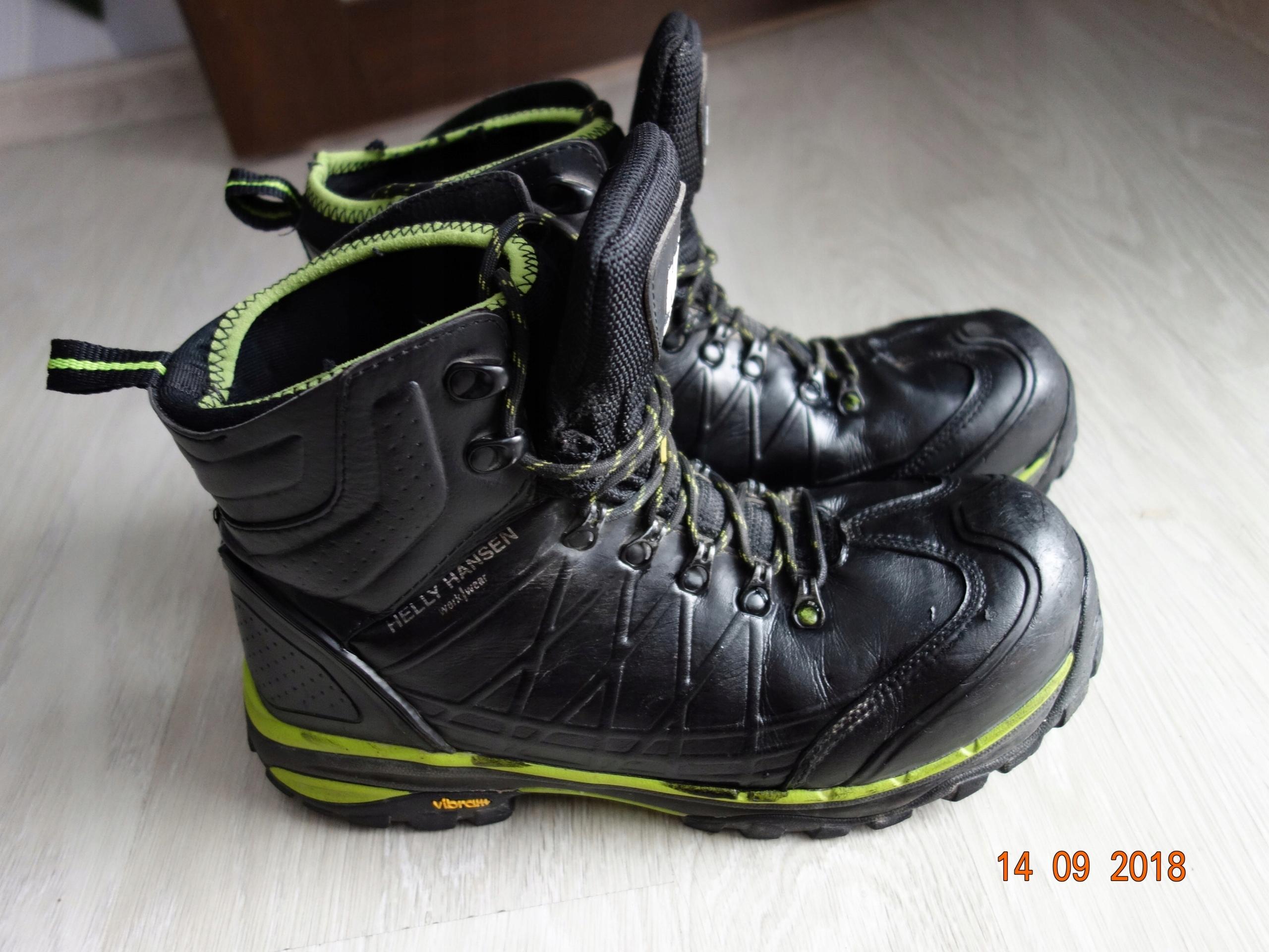 sprzedaje nowe niższe ceny delikatne kolory Helly Hansen Magni Flow buty robocze męskie 42