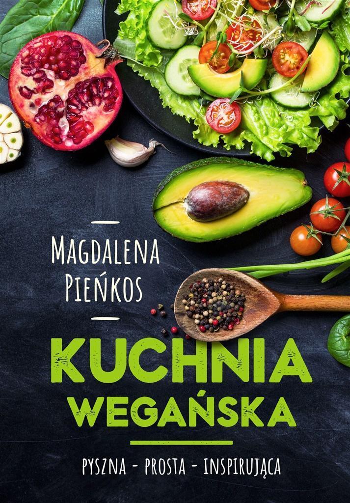 Kuchnia Wegańska Magdalena Pieńkos Kraków Sklepy