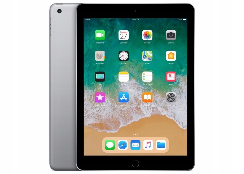 """iPad 9,7"""" Wi-Fi 32GB szary 2018"""