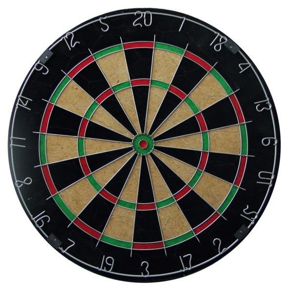 AXER SPORT tarcza sizalowa tablica do gry dart