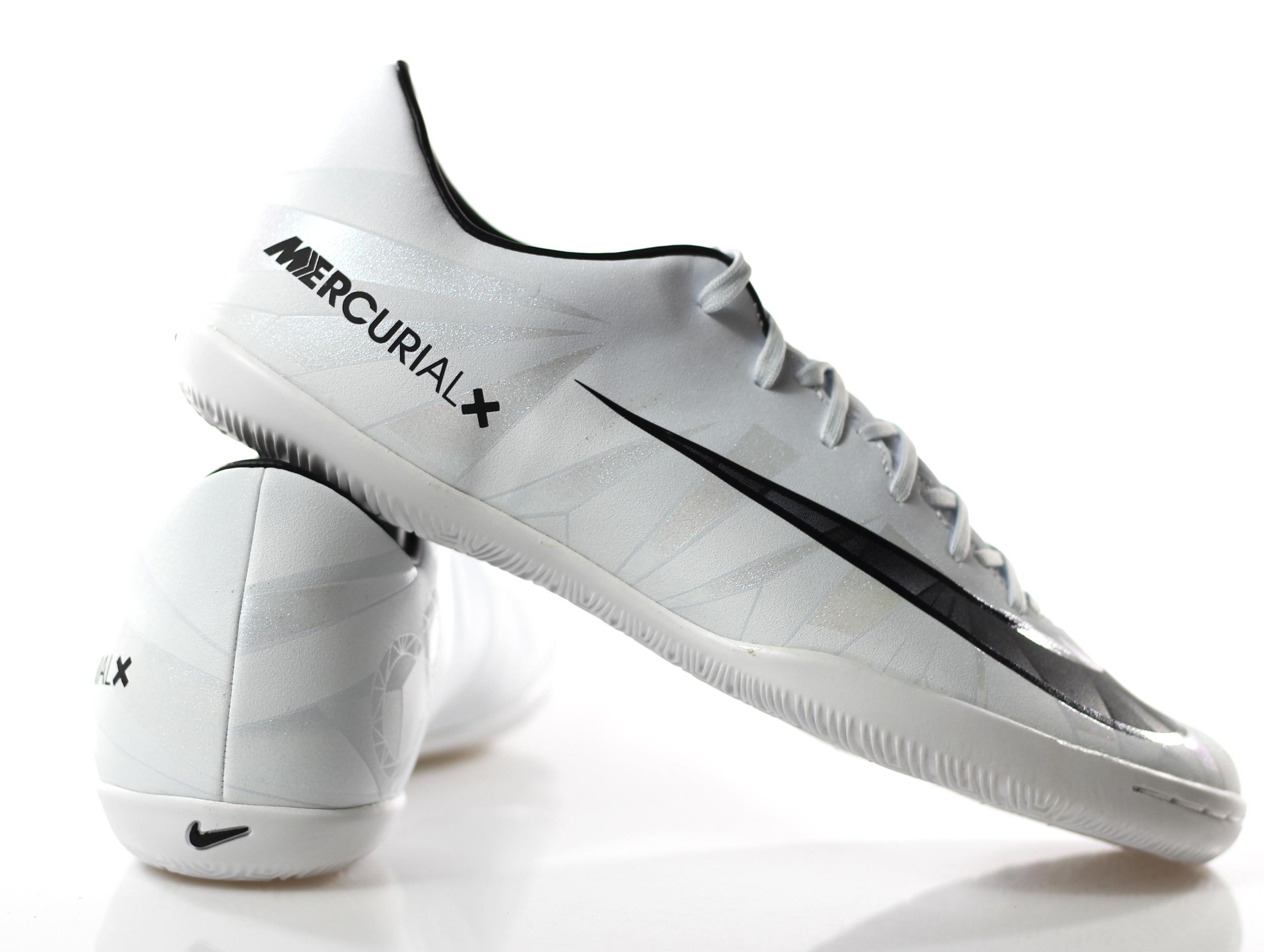 eleganckie buty kupić ujęcia stóp BUTY NIKE MERCURIAL VICTORY IC CR7 HALA 401 R.44,5 ...