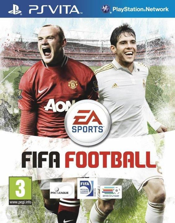 FIFA FOOTBALL _____ PS VITA ____ SKLEP ___ WROCŁAW