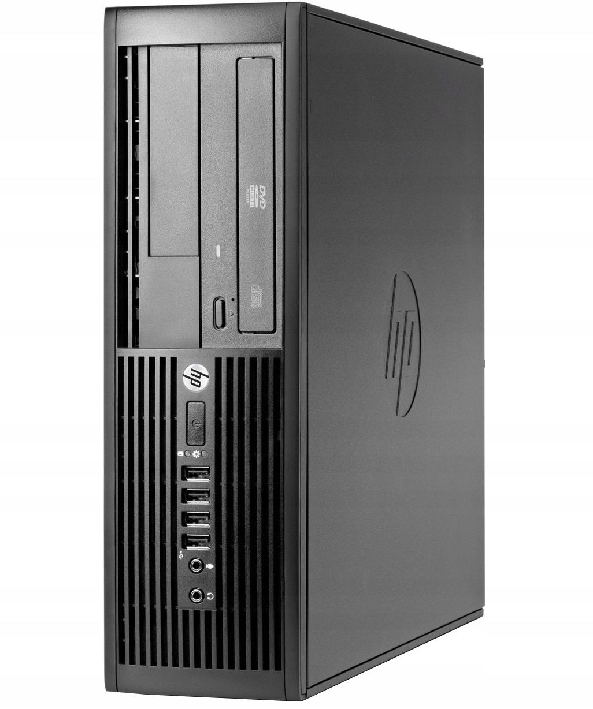 HP COMPAQ PRO 4300 SFF i3-3220 4GB 250GB RW W10PRO