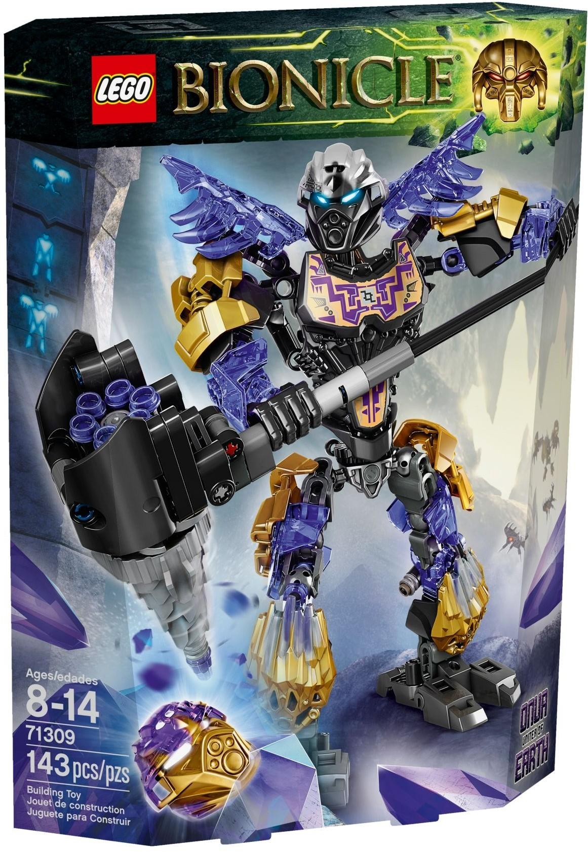 Lego Bionicle 71309 Onua Zjednoczyciel Ziemi 7109382555