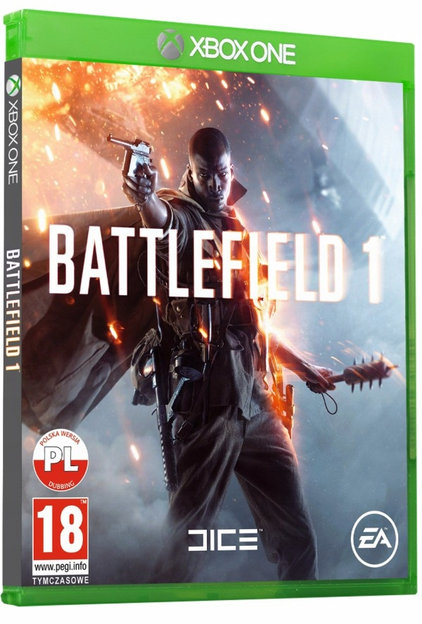 Battlefield 1 PL | XBOX ONE | POLSKA WERSJA
