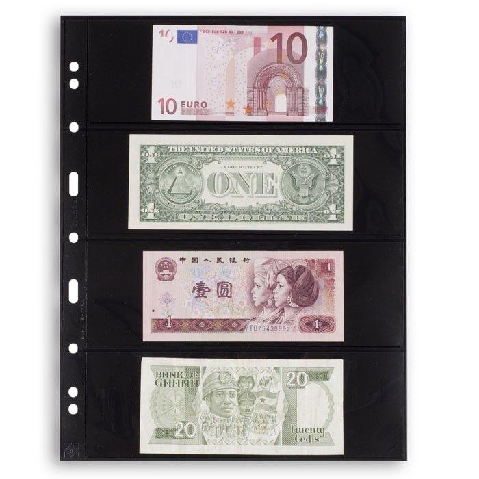 Grande 4S karta /  strona na banknoty - LEUCHTTURM
