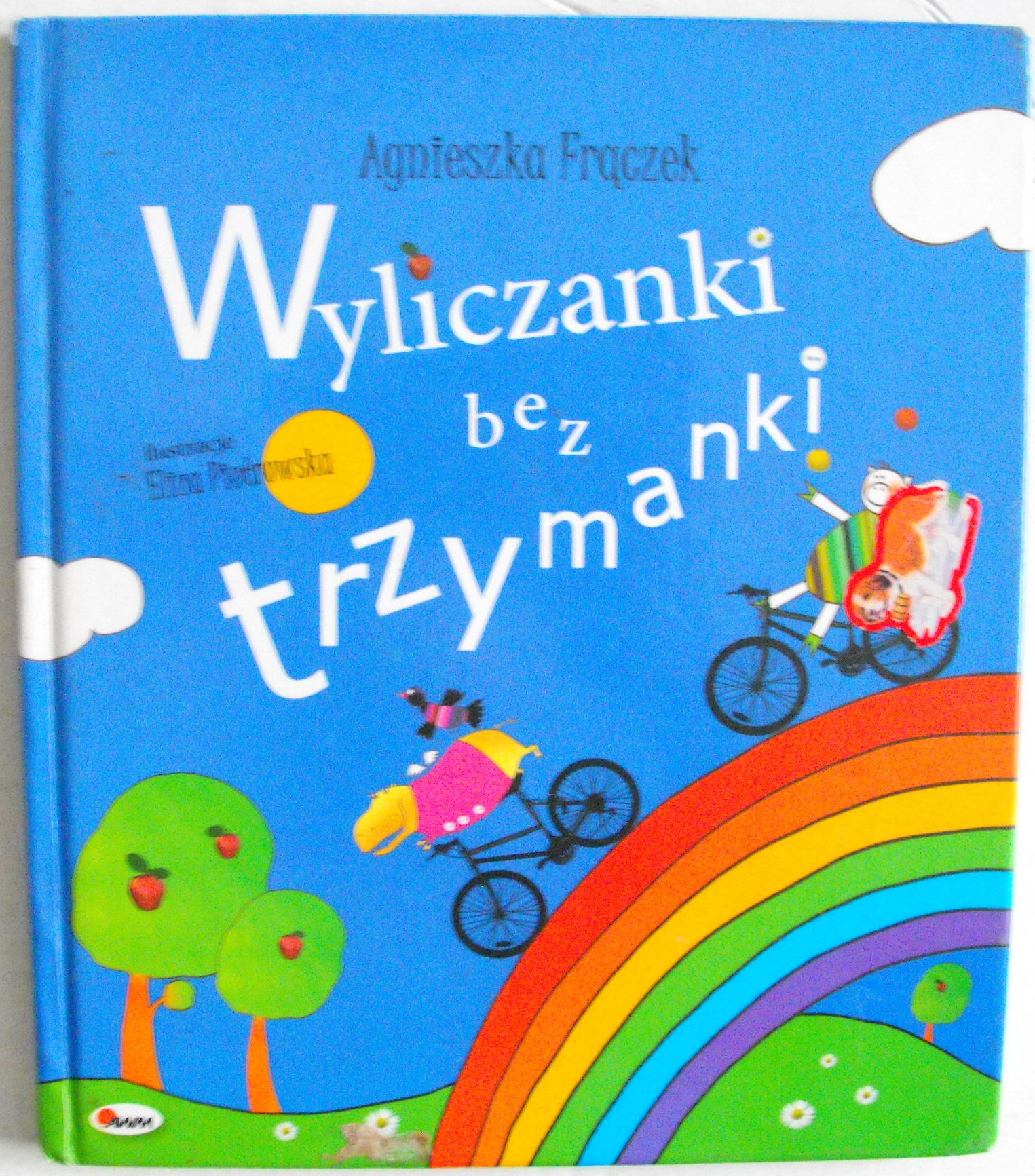 Wyliczanki Bez Trzymanki Agnieszka Frączek 7087130332