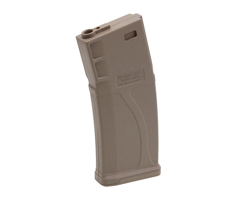 GUARDER - Magazynek Mid-Cap - M4, M16 - 140 - TAN