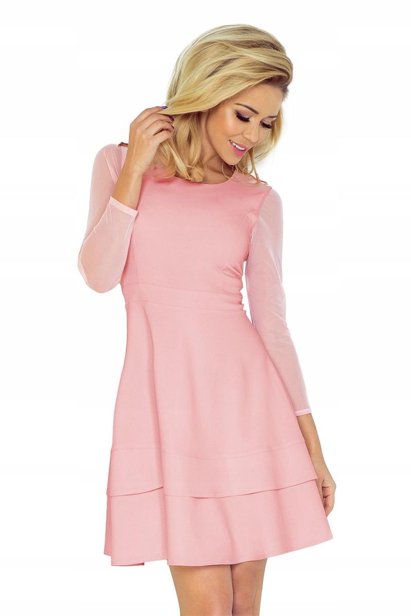 34d5052276 Sukienka z tiulowym