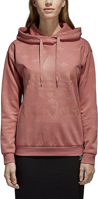 9eab977d8864a Adidas Bluza HOODED SWEAT (40/L) Damska - 7323299031 - oficjalne ...