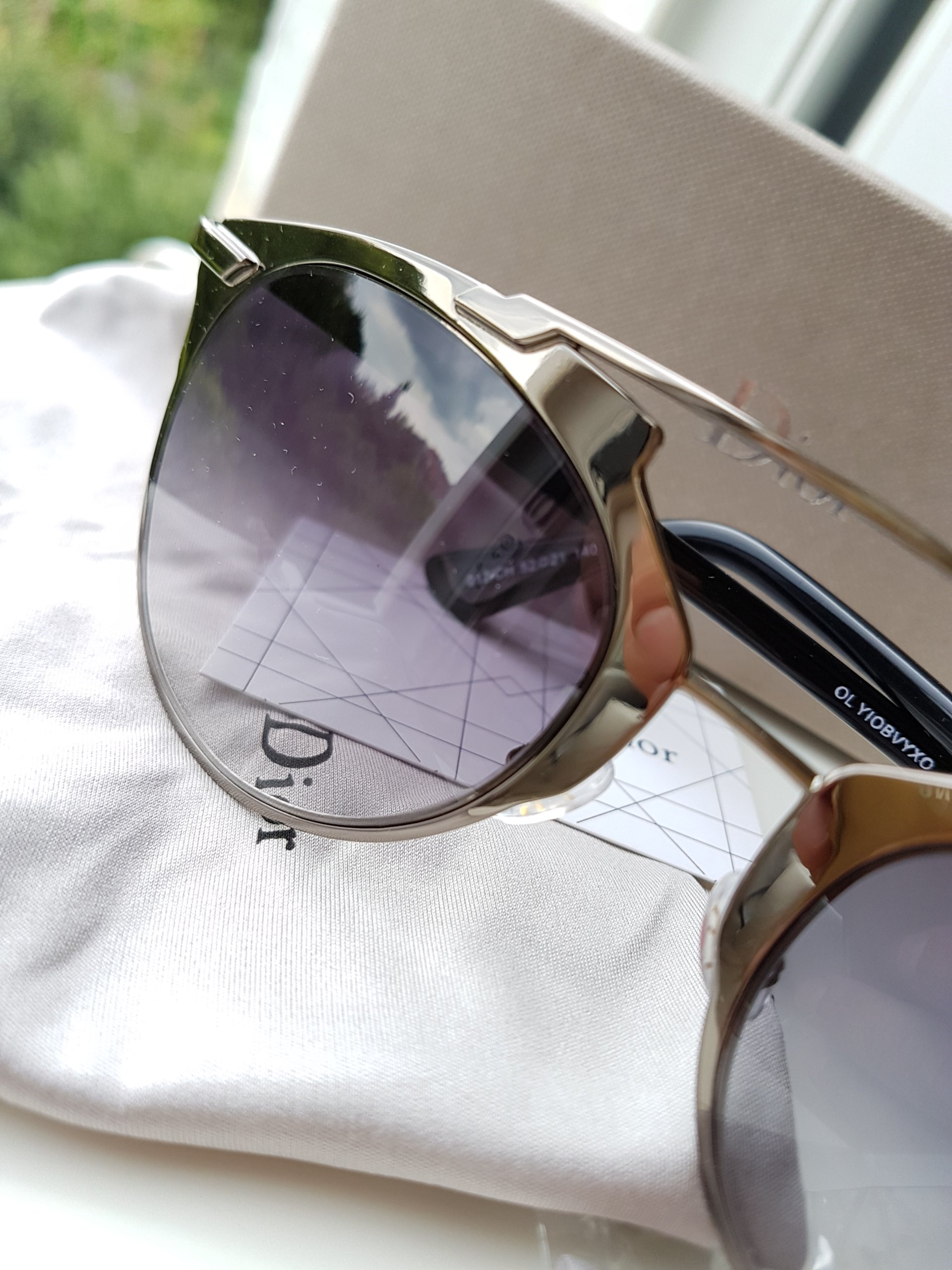 154c721e9a16 Okulary DIOR Reflected SO REAL rozm 52 21 gucci - 7206312942 ...