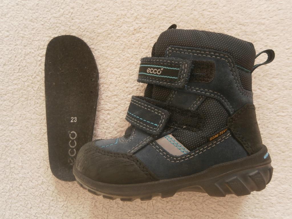 26b2e064 buty Ecco 23 śniegowce - 7689742331 - oficjalne archiwum allegro