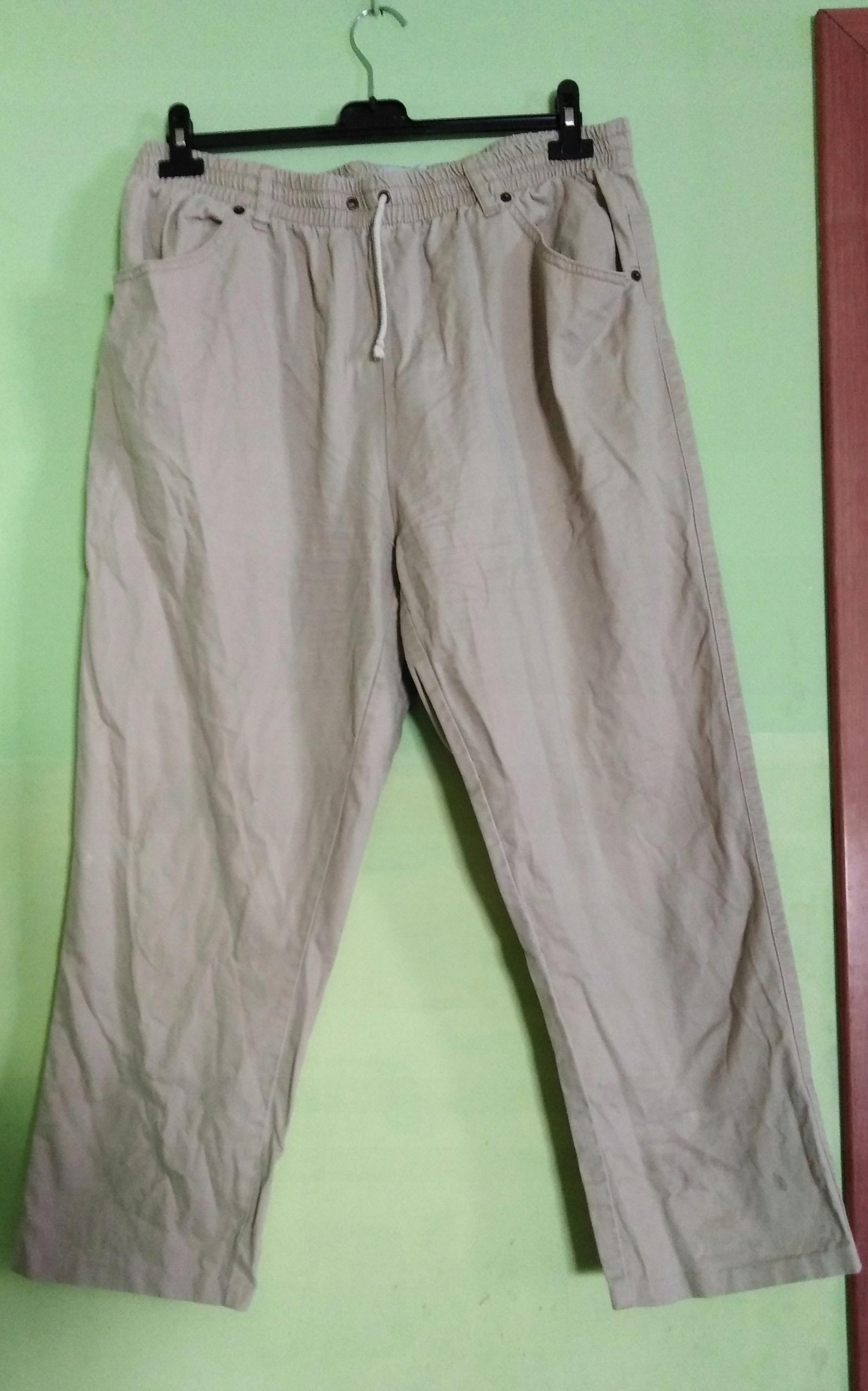 wyprzedaż ze zniżką sprzedaż obuwia wylot online Spodnie ROZM 48