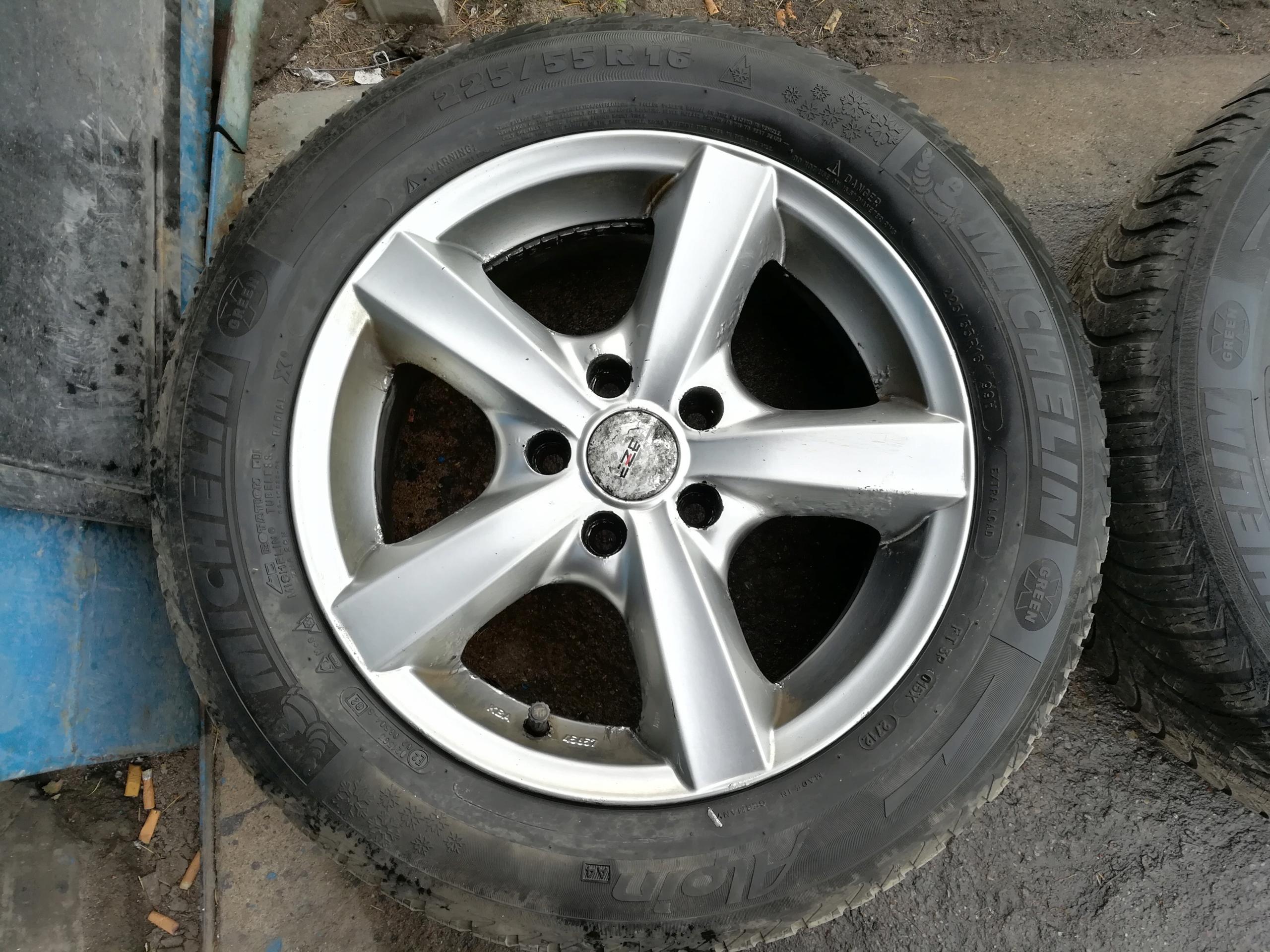 Felgi Aluminiowe 16 5x112 Opony Zimowe 7657625248 Oficjalne
