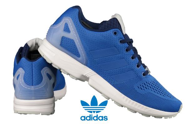 designer fashion e55d5 56afd Buty adidas ZX FLUX AF6316 r.40 - 6821234832 - oficjalne archiwum allegro