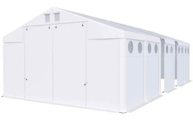 5x14 2.5/3,41m Namiot Magazynowy DOŚWIETLENIE